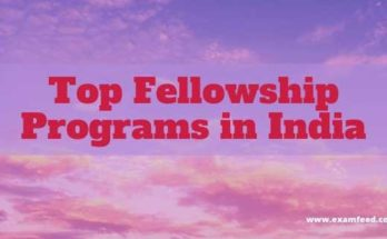 fellowship-programs-in-india