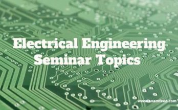 electrical-engineering-seminar-topics