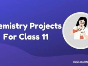 chemistry-projects-for-class-11